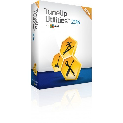 AVG PC Tuneup Utilities