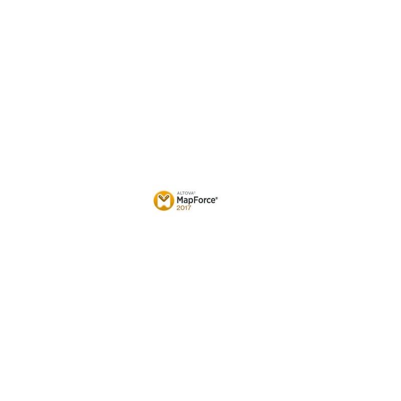 Acheter Altova MapForce 2017 Basic Edition en ligne, Le logiciel  d'intégration et de conversion de données, qui cartographie les données  entre toute