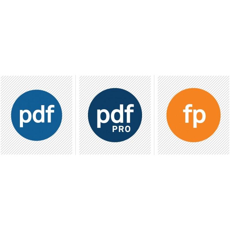 Bundle Fineprint PDF Factory Pro