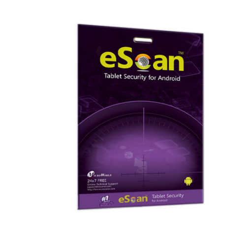 eScanTablet Security for Android