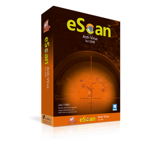 eScan Anti-Virus for SMB