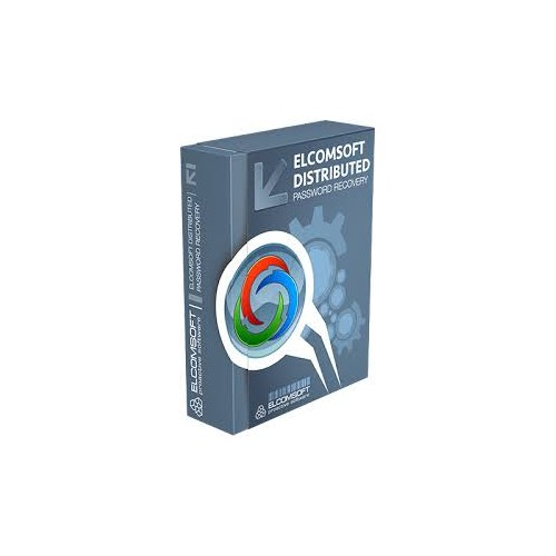 ElcomSoft Distributed Password Recovery 2014 ( Jusqu'à 20 clients)