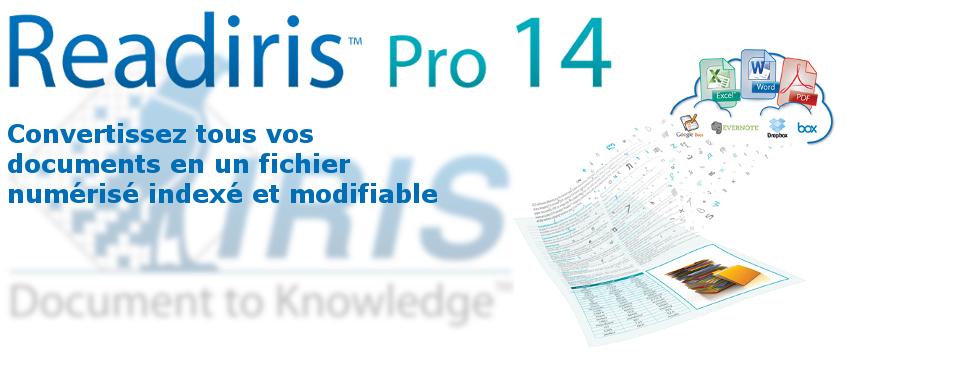 Readiris Pro 14